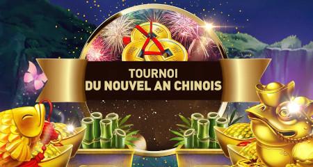 Gagnez plein de cash avec le tournoi du Nouvel An Chinois sur le casino777