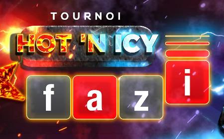 Tournoi Hot'N Icy: Du cash et des tokens à gagner ce week-end sur le casino777