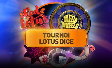 1.500 euros à gagner avec le tournoi Lotus Dice