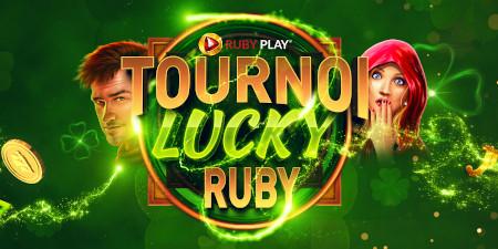 Tournoi Lucky Ruby: Jusqu'à 1000 euros à  gagner ce week-end avec le casino777
