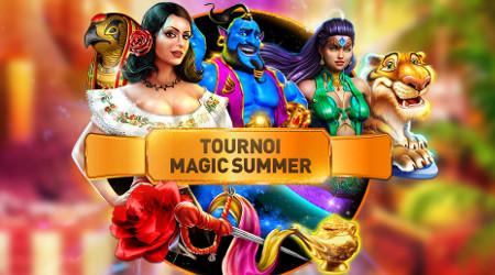 1.500 euros à gagner avec le tournoi Magic Summer