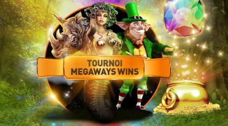 3.000 euros à gagner lors du tournoi Megaways Wins