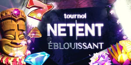 Tournoi Netent Eblouissant: 1.000 euros à  gagner avec le casino777