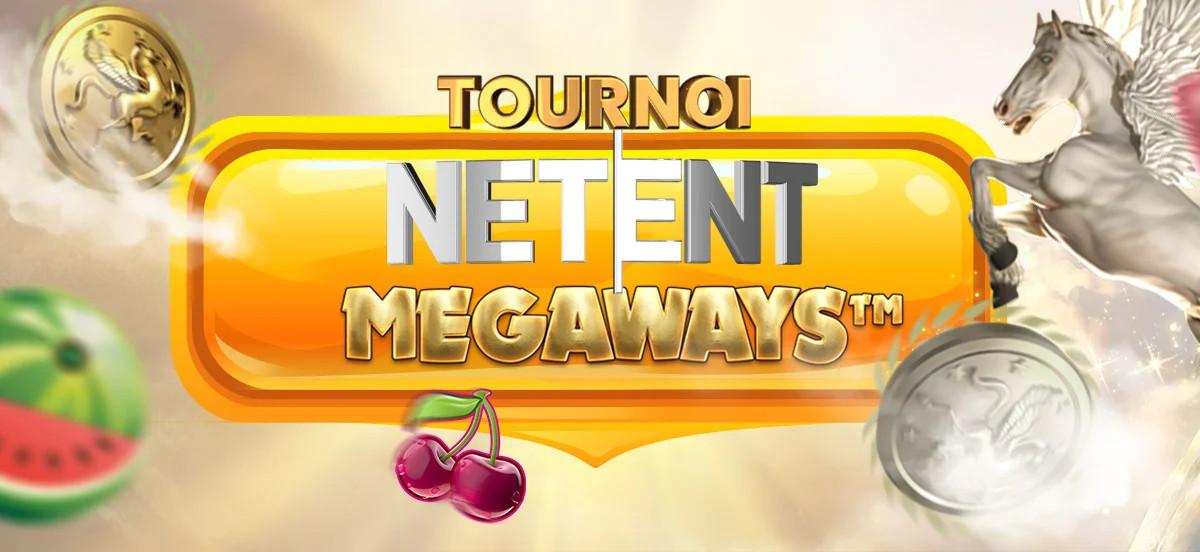 Tournoi Netent Megaways: Gagnez du cash et des  e-cartes cadeau avec le casino777