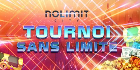 Tournoi Sans Limite: 1.000 euros à gagner  sur le casino777