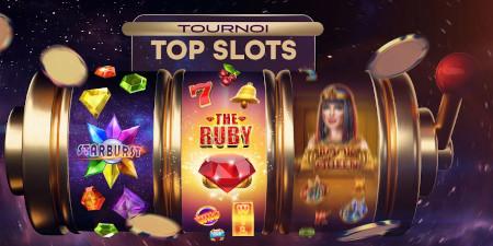 Tournoi Top Slots du casino777