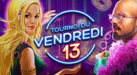 Tournoi du vendredi13 du casino777