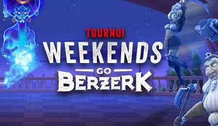 30.000 euros à gagner avec le tournoi Go Berzerk