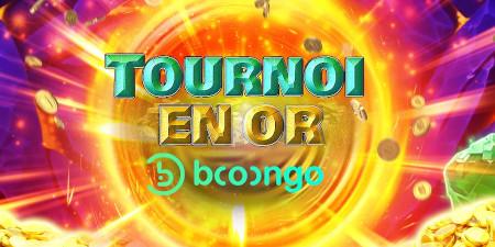 Tournoi en Or Booongo: Une cagnotte de cash et de tokens à gagner sur le casino777