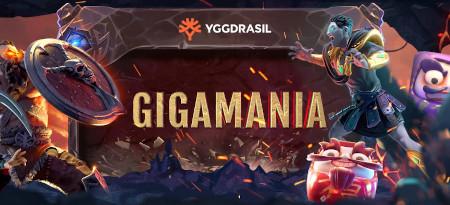 Gigamania: 80.000 euros à se partager sur  le casino777
