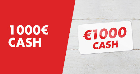 1000 euros cash tournoi de Casino Circus