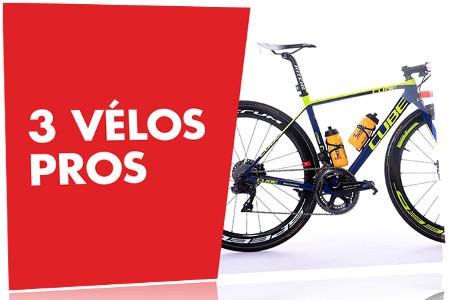 Gagnez un vélo professionnel avec Circus et le Tour de FranceGagnez un vélo professionnel avec Circus et le Tour de France