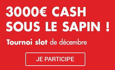 Gagnez du cash avec les tournois mensuels de Circus