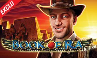 Book of RA disponible sur Circus.be avec des bonus exclusifs