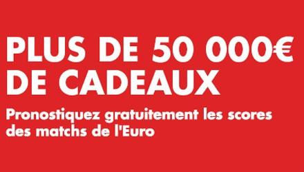 Red Fan Challenge: 10.000 euros et des  places VIP à gagner lors de l'Euro avec le bookmaker Circus