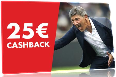 Cashback si Charleroi et Genk marquent
