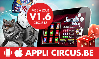 Nouvelle version de l'application Circus
