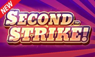 Second Strike : Découvrez la nouvelle machine à sous de circus.be