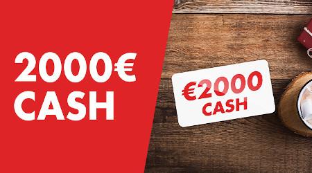 2.000 € en cash à gagner avec le tournoi de décembre du casino Circus