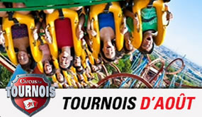 Séjour à PortAventura à gagner sur Circus.be en août