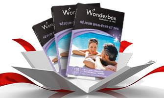 Circus offre ce weekend des coffrets Wonderbox