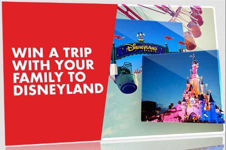 Gagnez un séjour à Disneyland avec les tournois de Circus