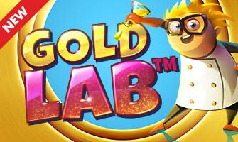Découvrez la machine à sous Gold Lab sur circus.be