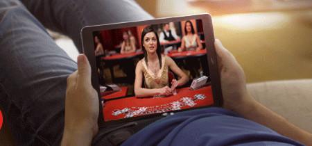 Live casino sur votre mobile avec Circus.be