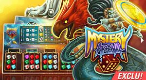 Mystery Arena, nouveau jeu de Dice exclusif sur Circus.be