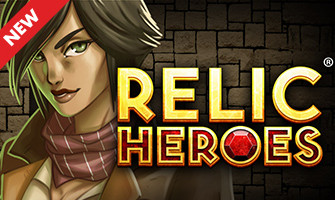dice Slot Relic Heroes sur Circus.be