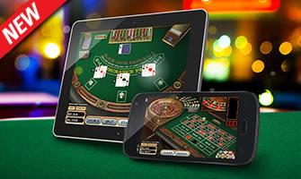 Roulette et au blackjack depuis un mobile sur circus.be