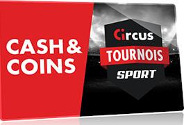 250.000 coins à gagner pour l'Europa League avec le bookmaker  Circus