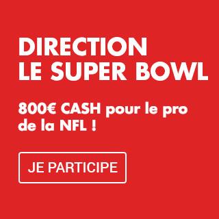 2.500 euros cash à gagner avec le tournoi NFL de Circus