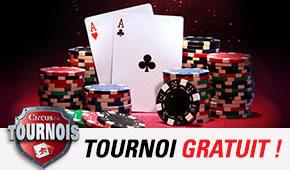 Circus vous offre des places pour le Belgian Poker Challenge
