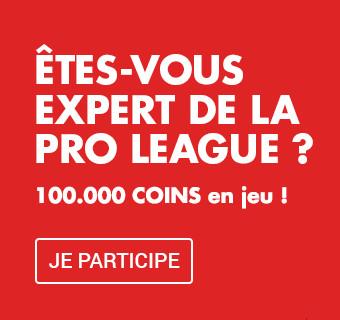 100.000 Coins à gagner avec le tournoi Pro League de Circus