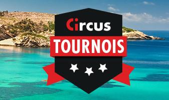 Des vacances en Espagne et du cash à gagner sur circus.be