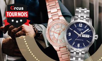 Circus Casino : Des montres Longines, Michael Kors, Tag Heuer et Tissot sont à gagner