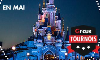 Gagnez un séjour à Disneyland Paris en mai sur Circus.be