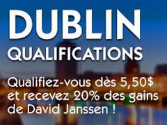 European Deepstack Championship : Package de 1 400 $ à gagner