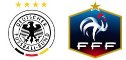 Allemagne x France