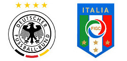 Allemagne x Italie