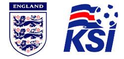 Angleterre x Islande