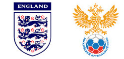 Angleterre x Russie