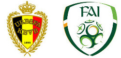 Belgique x Irlande