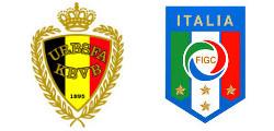 Belgique x Italie