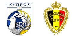 Chypre x Belgique