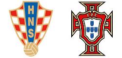 Croatie x Portugal