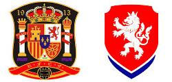 Espagne x République Tchèque