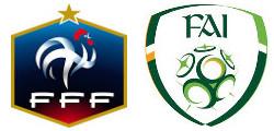France x Irlande