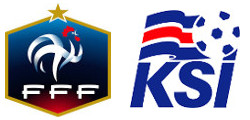 France x Islande